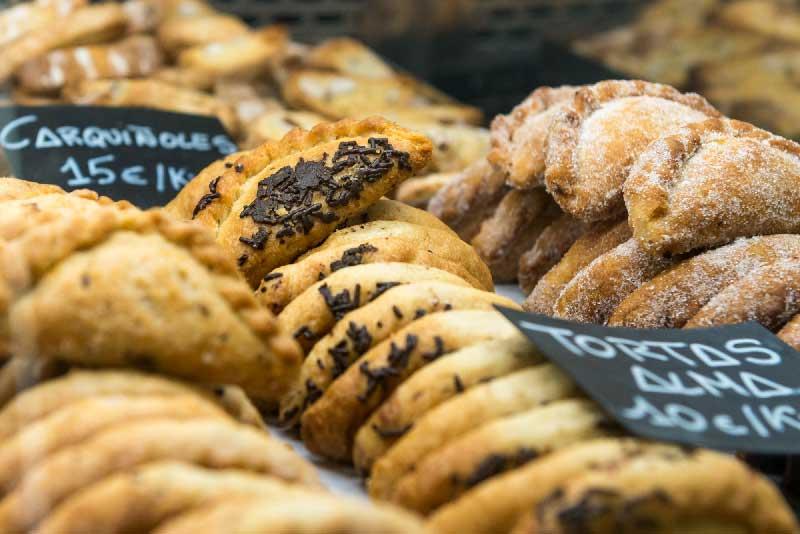 venta de repostería y panadería en zaragoza